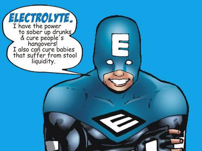 electrolyte